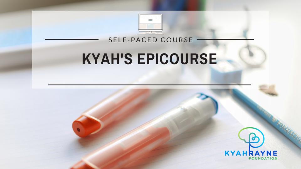 Kyah's EPICourse