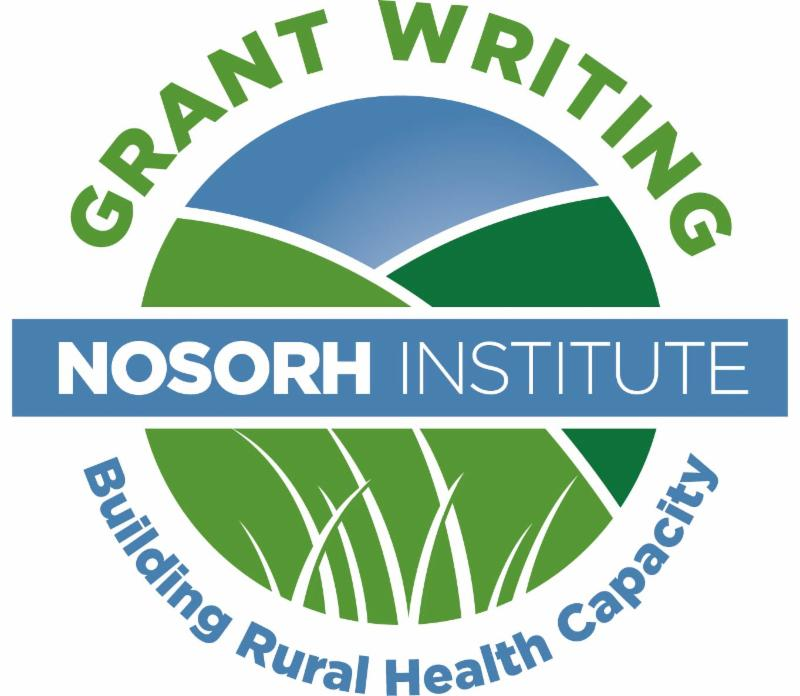 NOSORH Rural Health Grant Writing Institute logo