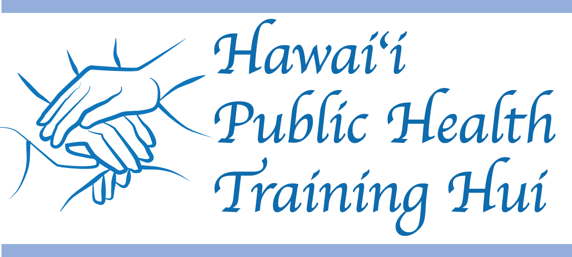 Hawai'i Public Health Training Center Logo